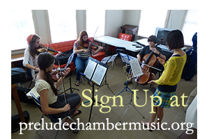 Sign Up for music camp